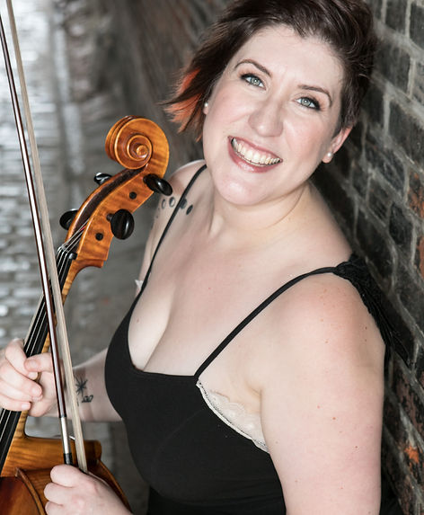 Christine Mello Cellist Philadelphia