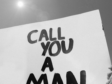 "'call you a man"" - Drew Hersch