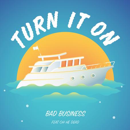 """Bad Business """"Day Job Guys"""" EP"""
