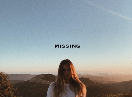 """Missing"" - Cate Tomlinson EP 