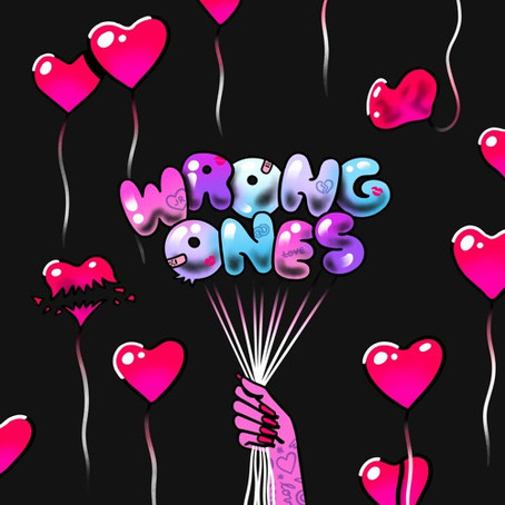 """""""Wrong Ones"""" - Juliette Reilly 