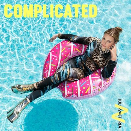 """""""Complicated"""" - Julia Viktoria   Review"""
