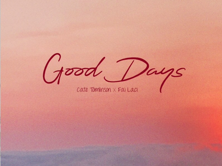 """Good Days"" - Cate Tomlinson 