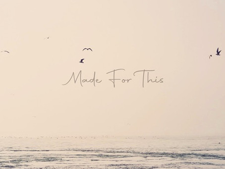 """Made For This"" - Jesse Michael 