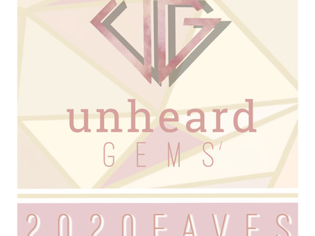 Unheard Gems Top Songs of 2020