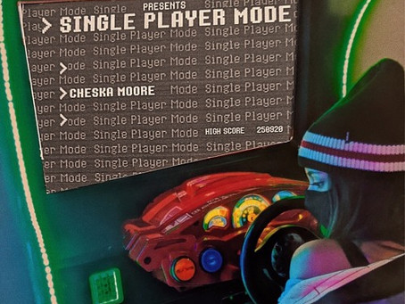 """""""Single Player Mode"""" - Cheska Moore  Review"""