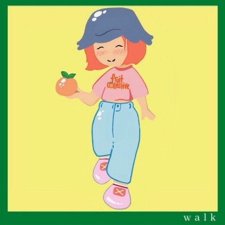 """""""walk"""" - fruit collective   Review"""