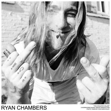 """""""You Could've Called"""" - Ryan Chambers   Review"""