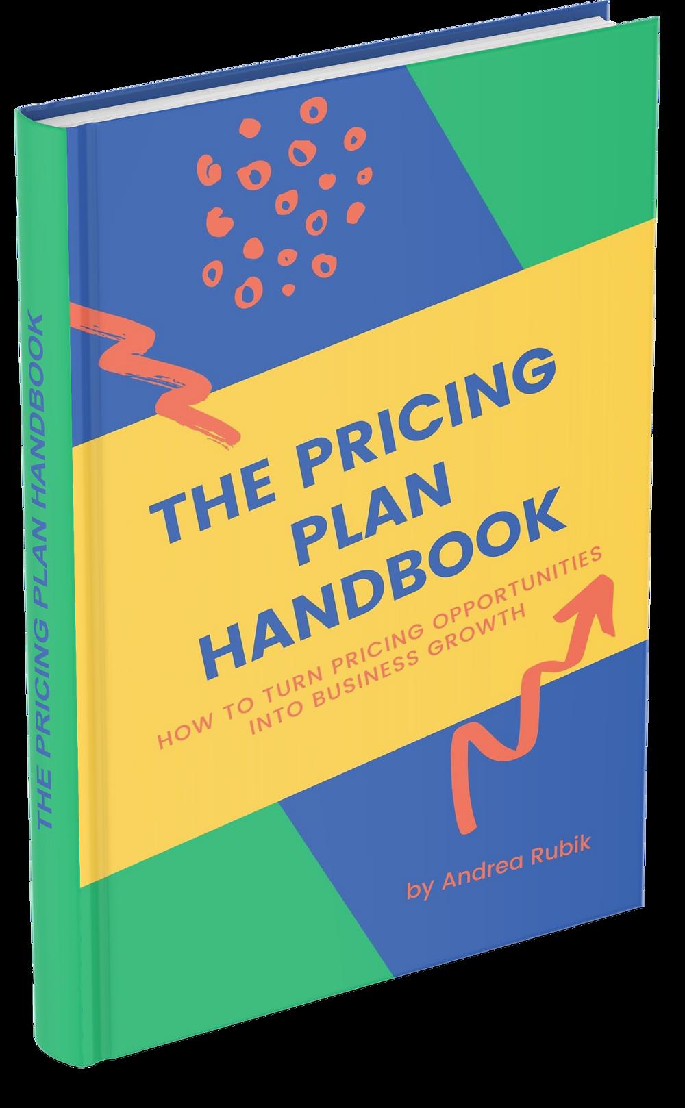SaaS pricing pages ebook