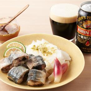 【レシピ開発】KIRIN一番搾り黒生(リニューアル商品)に合わせたレシピ開発