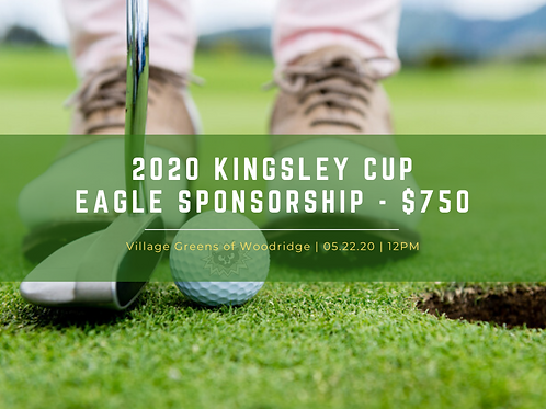 Kingsley Cup Eagle Sponsorship