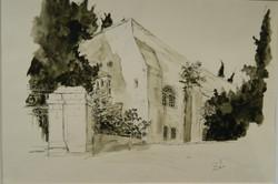 Ein Karem Church of the Visitation