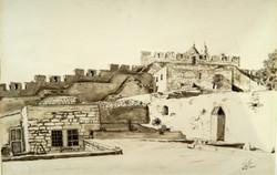 Dormican Abbey from Armenian Quarter