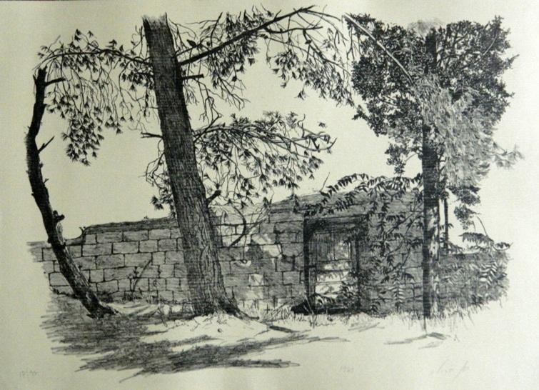 Gateway in Abu Tor