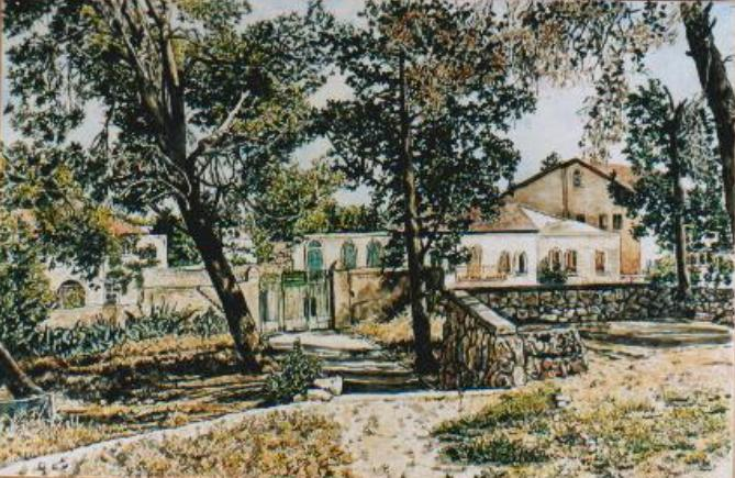 German colony