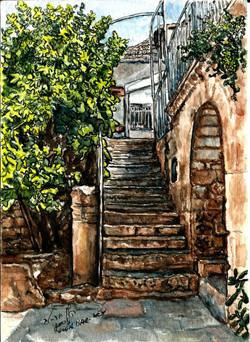 In Old City Jerusalem