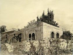 Near Ticho House, Jerusalem