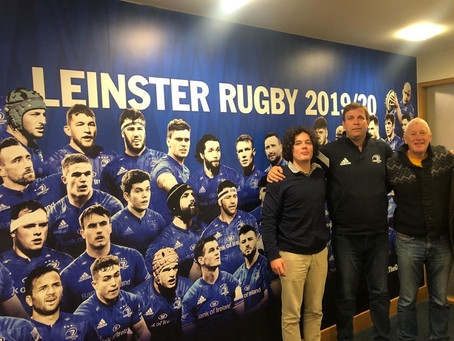 Asturias Leinster School of Excellence 2020
