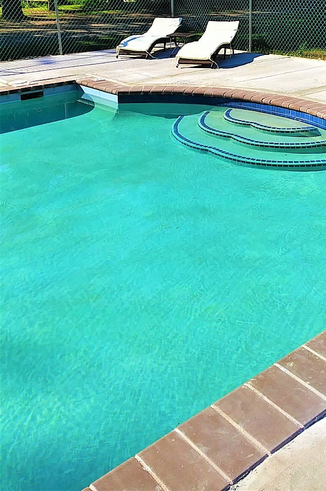 Swim in our Pool