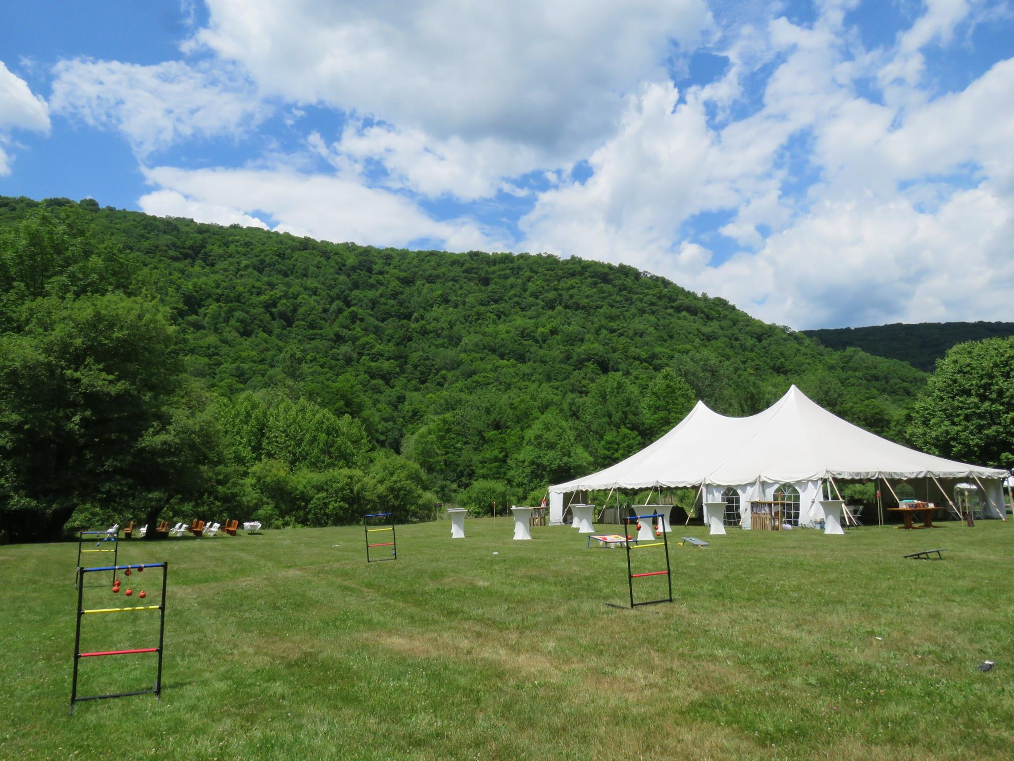 Beautiful Catskills Wedding