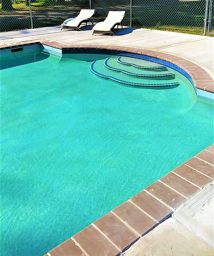 Newly Renovated Swimming Pool