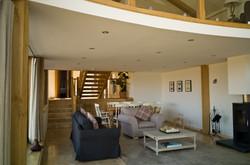 Grove Barn sitting room
