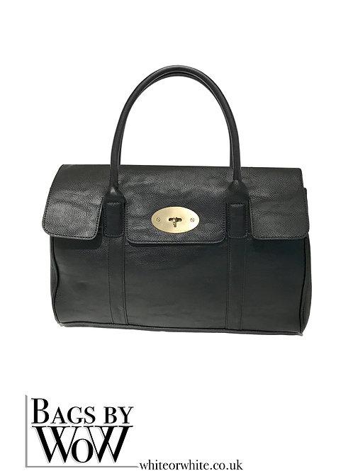 """BLS038 """"Trent"""" Black Bag"""
