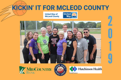 Kickin' it for McLeod County