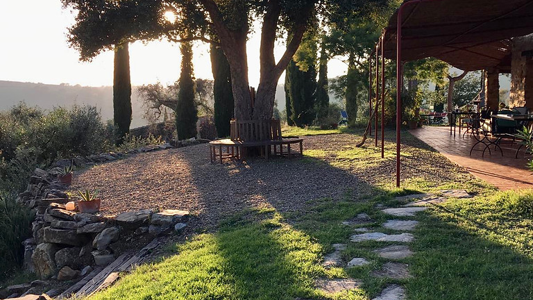 Erholungswoche in der Maremma/Toscana (Herbst 2021)