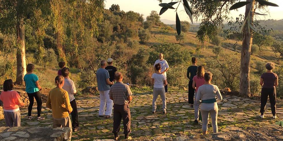 Qi Gong Woche in der Maremma/Toscana