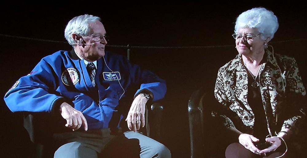 Podiumsgespräch im IMAX anlässlich 50 Jahre Mondlandung