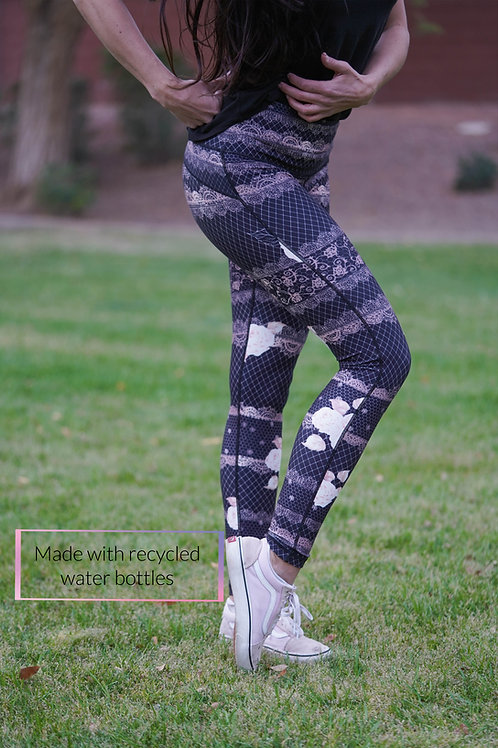 Adult Lace Athletic Wear With Pockets