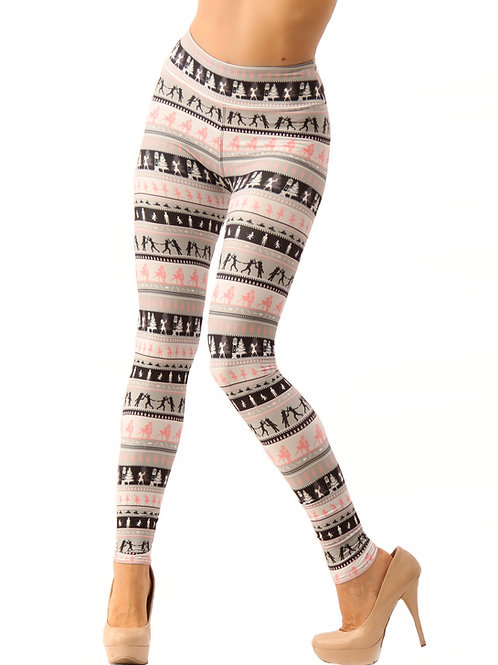 KIDS NUTCRACKER LEGGINGS