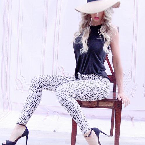 Adult Cheetah Leggings