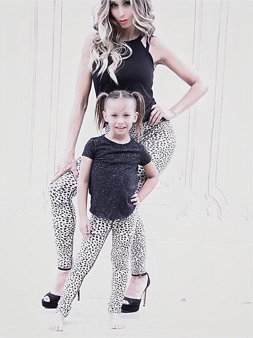 Kids Cheetah leggings