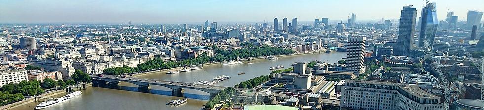 ロンドン、テムズ川、ウォータールー、テンプル、セント・ポール大聖堂