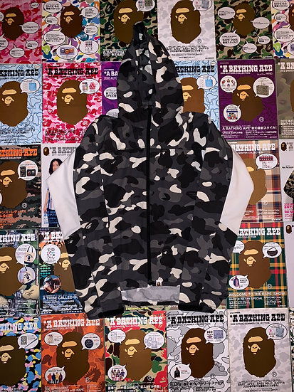 BAPE CITY CAMO JACKET