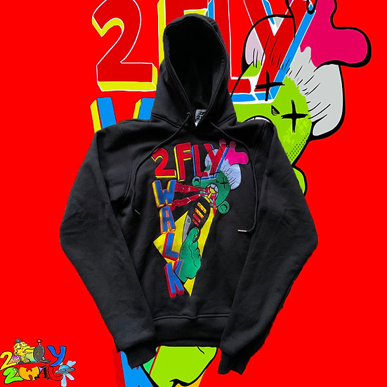 #2FLY2WALK RETRO BLAST SWEATSUIT