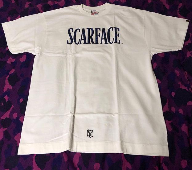 BAPE SCARFACE TEE