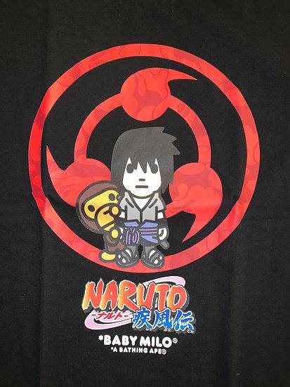 NARUTO X BAPE TEE