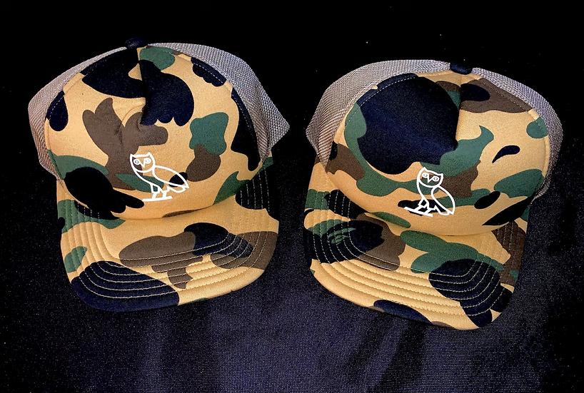 BAPE X OVO CAP