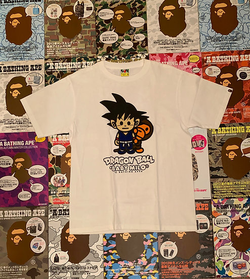BAPE X DRAGON BALL