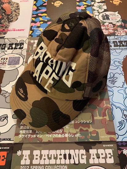 BAPE CAMO CAP