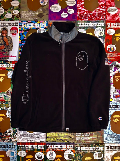 BAPE CHAMPION FLEECE
