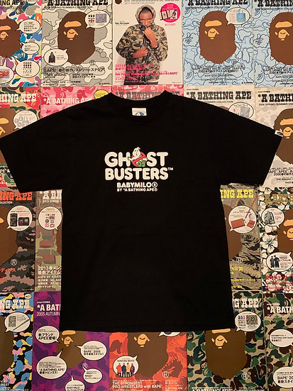 BAPE x GHOST BUSTERS TEE
