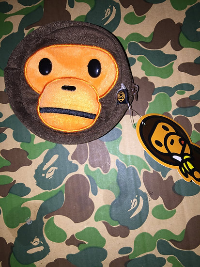 BAPE babymilo COIN HOLDER/SMALL POUCH