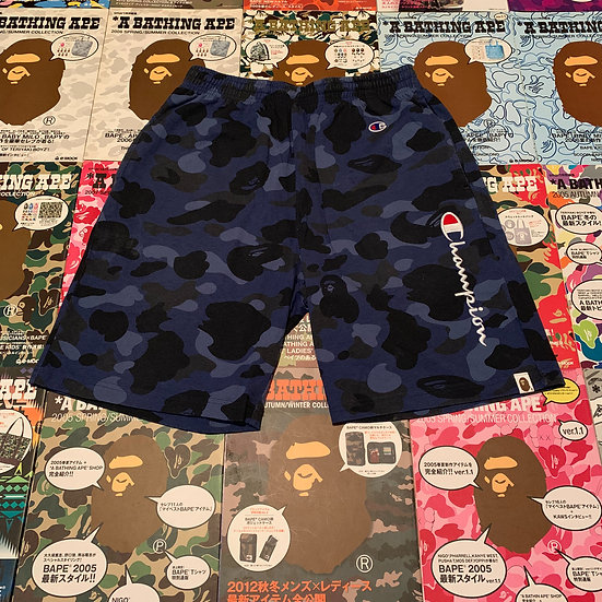 BAPE CHAMPION SHORTS