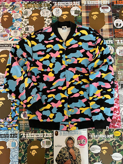 BAPE COTTON CANDY JACKET