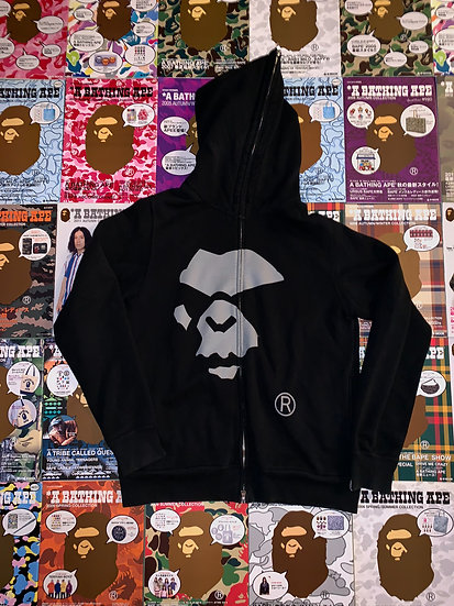 BAPE ANGRY FACE HOODIE