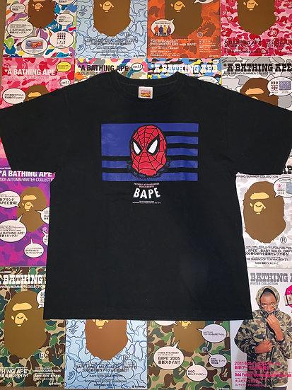 BAPE X SPIDER MAN COLLAB